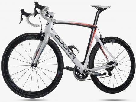 DOGMA F8 - Carbon T11001K - 954 White