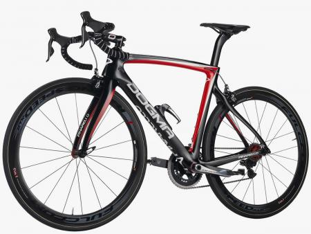 DOGMA F8 - Carbon T11001K - 952 Black Red