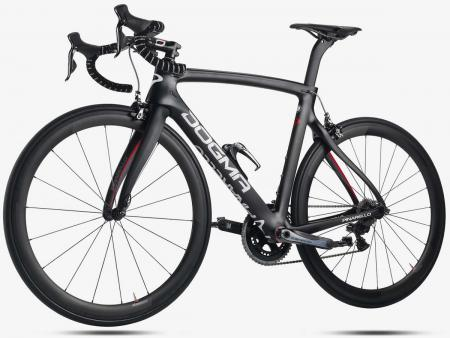 DOGMA F8 - Carbon T11001K - 950 Naked Red