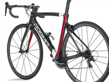DOGMA F8 - Carbon T11001K - 673 Carbon White Red