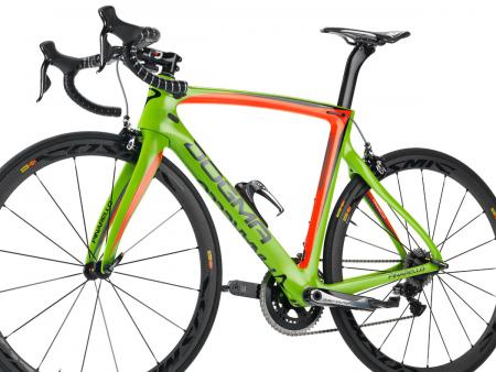 DOGMA F8 - Carbon T11001K - 967 - Green Orange