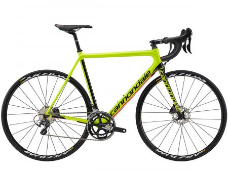 Cannondale SuperSix EVO Ultegra Disc 2017