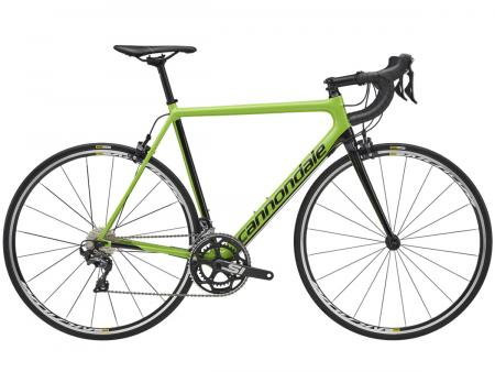 Cannondale SuperSix EVO Ultegra Green 2018