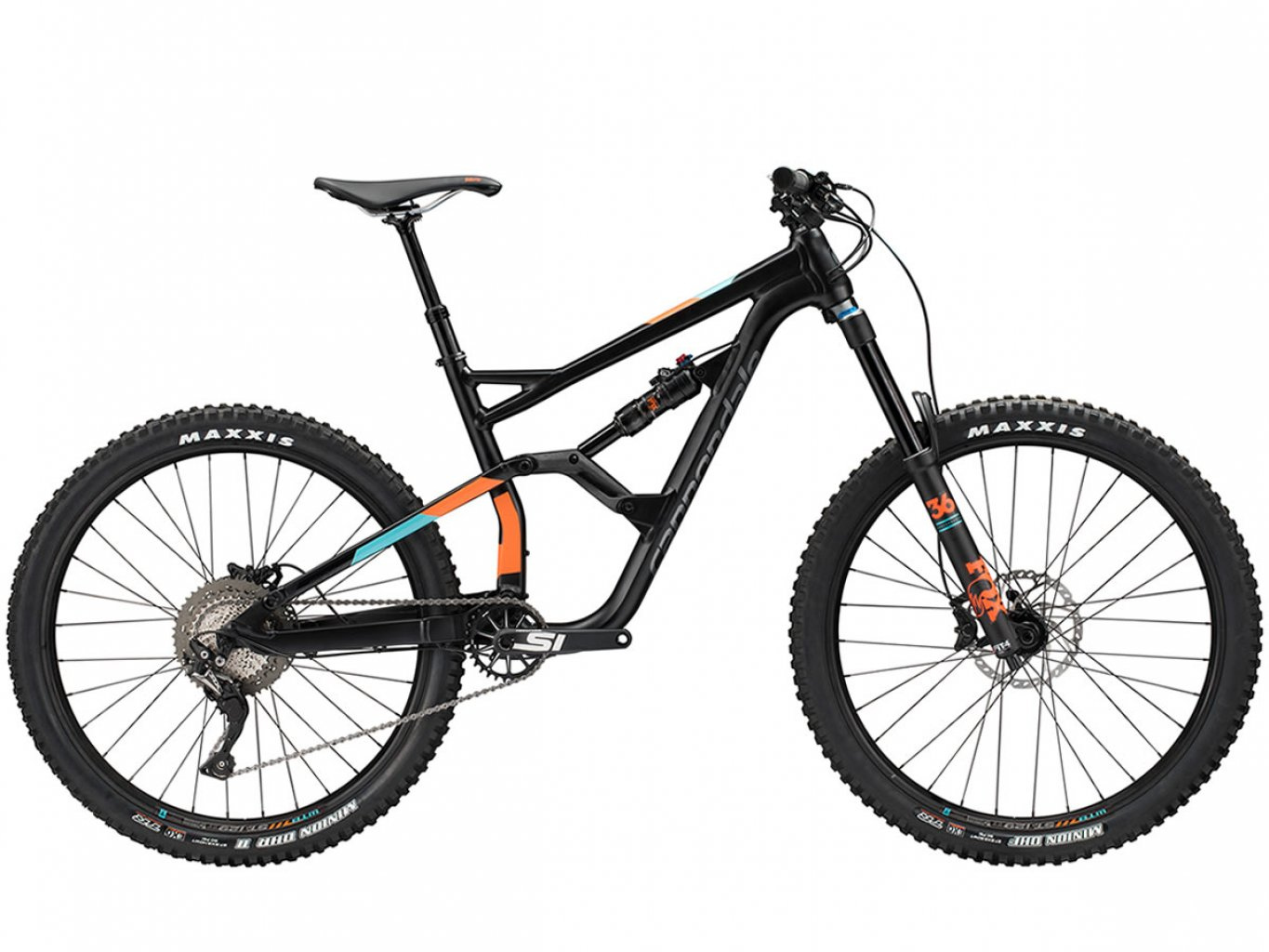 Cannondale Jekyll 4 2018