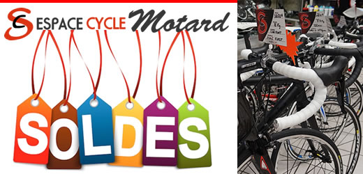 Soldes Cycles Motard