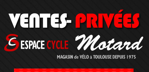 Ventes-Privées Cycles Motard