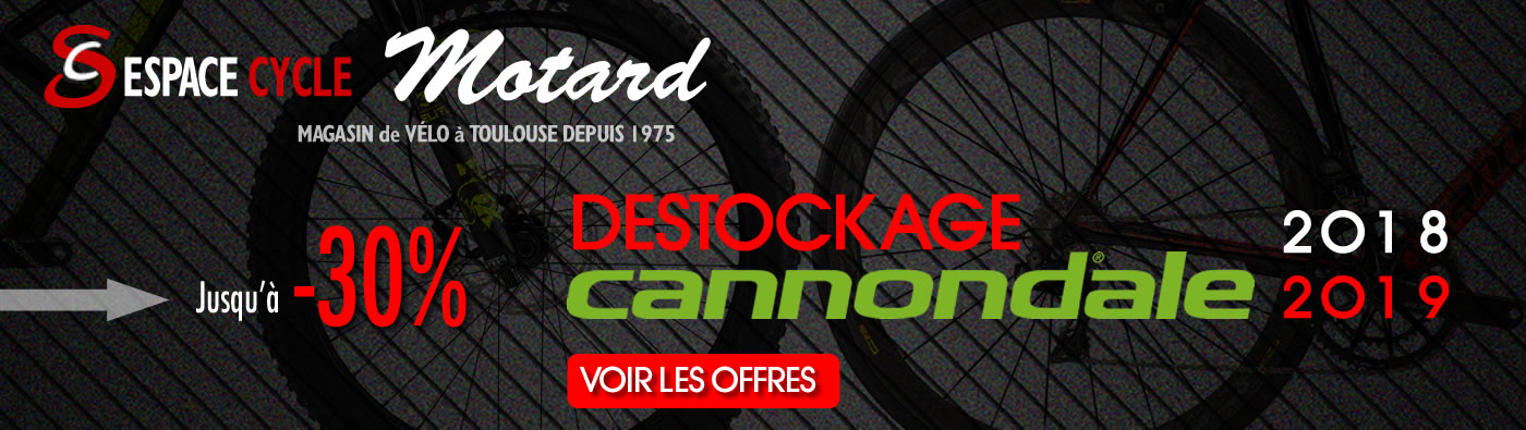 Destockage Cannondale