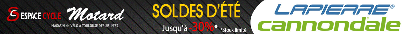 SOLDES vélo Cycles Motard