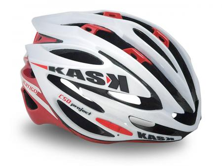 Kask Vertigo White/Red