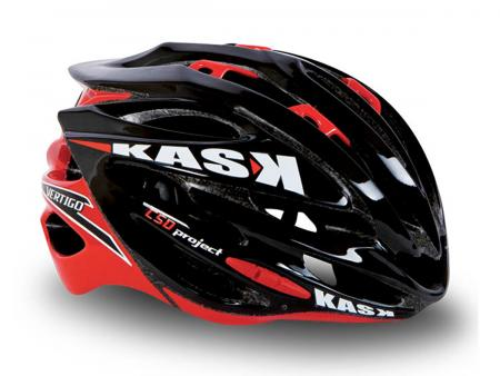 Kask Vertigo Black/Red