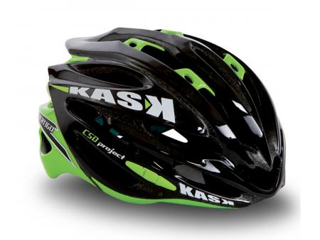 Kask Vertigo Black/Lime