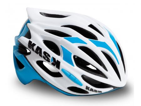 Kask Mojito White/Light Blue