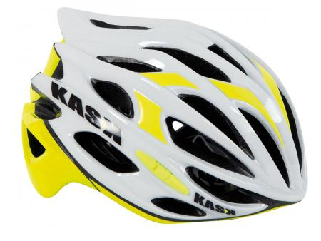 Kask Mojito Black/Yelow Fluo