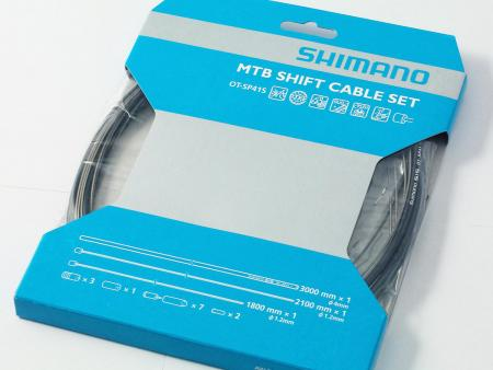 Kit cables et gaines Shimano