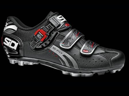 Sidi MTB Eagle 5 Fit Black-Black