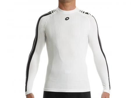 Sous-maillot Assos LS.skinFoil fall blanc