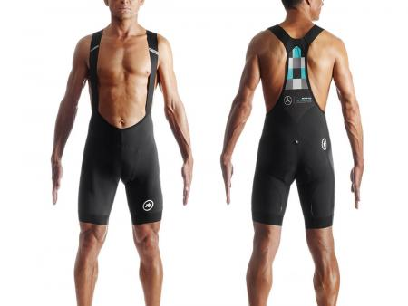 Cuissard court Assos T.works_teamShorts_s7