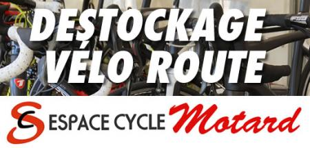 Destockage vélo route