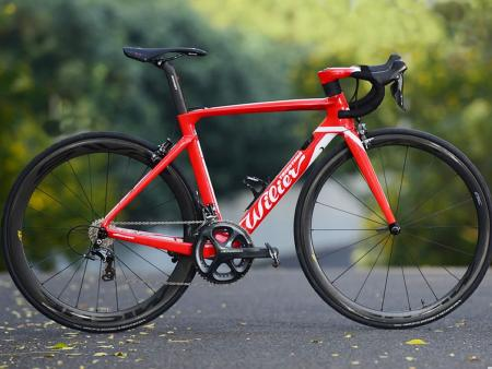 Wilier Cento 10 Air Ultegra rouge 2017