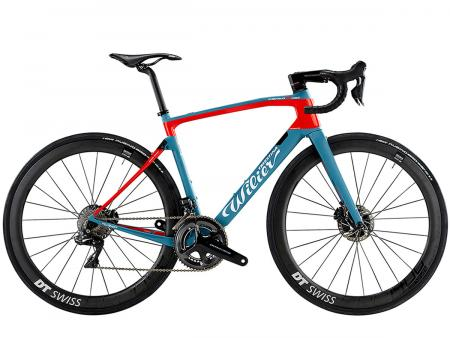 Wilier Cento 10NDR R1 BLUE/RED MATT 2018