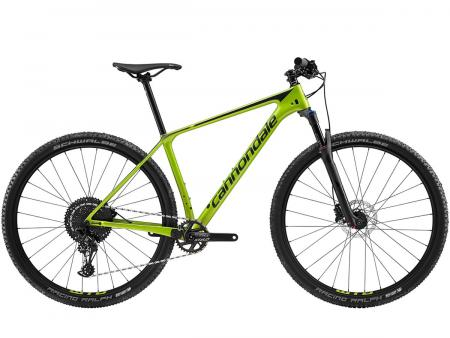 Cannondale FSI Carbon 5 green 2019