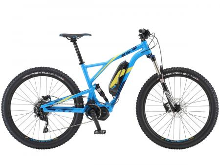 VTT électrique GT eVerb Current 2019