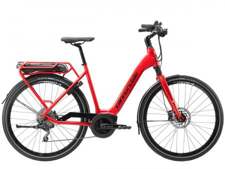 Vélo électrique CANNONDALE U Mavaro Active City RED (x) 2019
