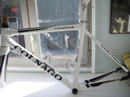 Cadre carbone COLNAGO C59 taille 48 Sloping