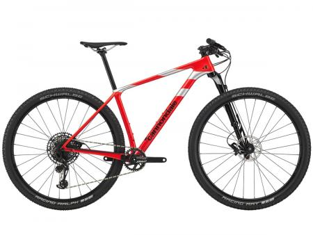 CANNONDALE F-Si Carbon 3 Acid Red 2020