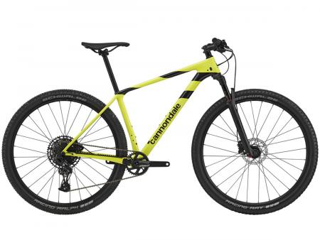 CANNONDALE F-Si Carbon 5 Nuclear Yellow 2020