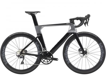 CANNONDALE SystemSix Carbon Ultegra Black Pearl 2020