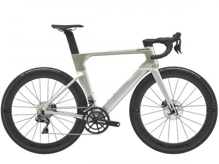 CANNONDALE SystemSix Carbon Ultegra Di2 Sage Gray 2020
