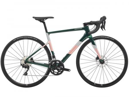 CANNONDALE SuperSix EVO Carbon Disc Women's 105 Emerald 2020