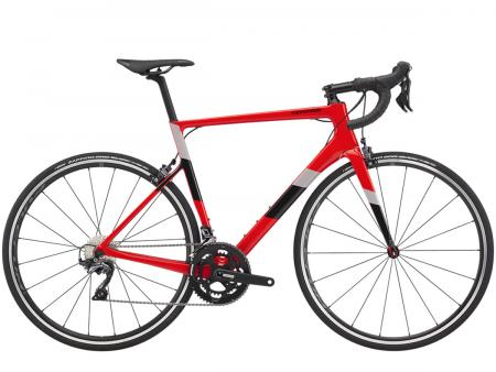 CANNONDALE SuperSix EVO Carbon Ultegra 2 Acid Red 2020