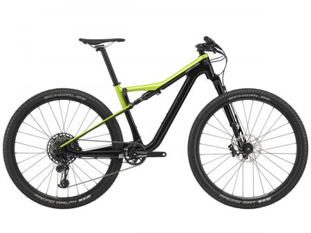 CANNONDALE Scalpel Si Carbon 4 Acid Green 2020