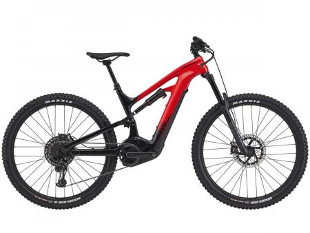CANNONDALE Moterra 2 Acid Red 2020