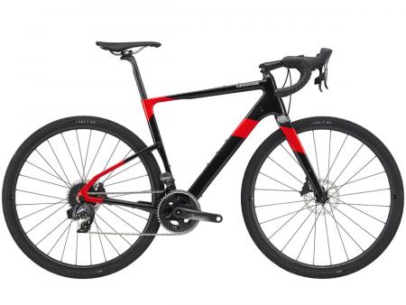 CANNONDALE Topstone Carbon Force eTap AXS Acid Red 2020