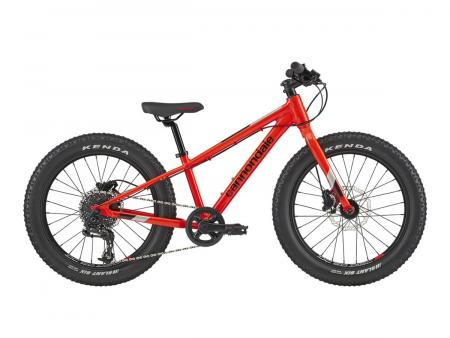 CANNONDALE Cujo Race 20+ Acid Red 2020