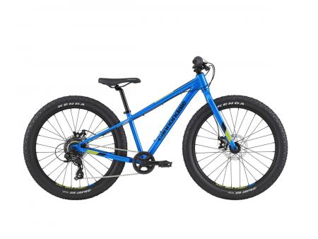 CANNONDALE Kids Cujo 24+ Electric Blue 2020