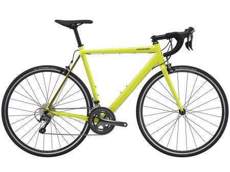 CANNONDALE CAAD Optimo Tiagra Nuclear Yellow 2020