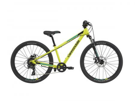 "CANNONDALE Kids Trail 24"" Nuclear Yellow 2020"