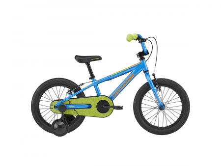 "CANNONDALE Kids Trail Freewheel 16"" Electric Blue 2020"