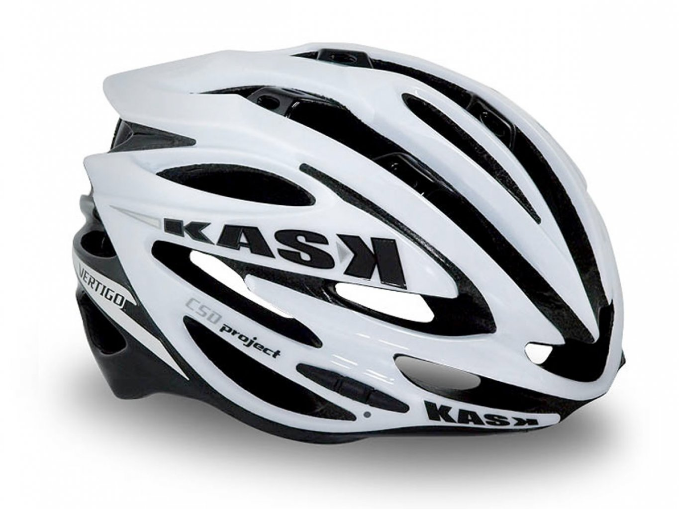 Kask Vertigo White/Black