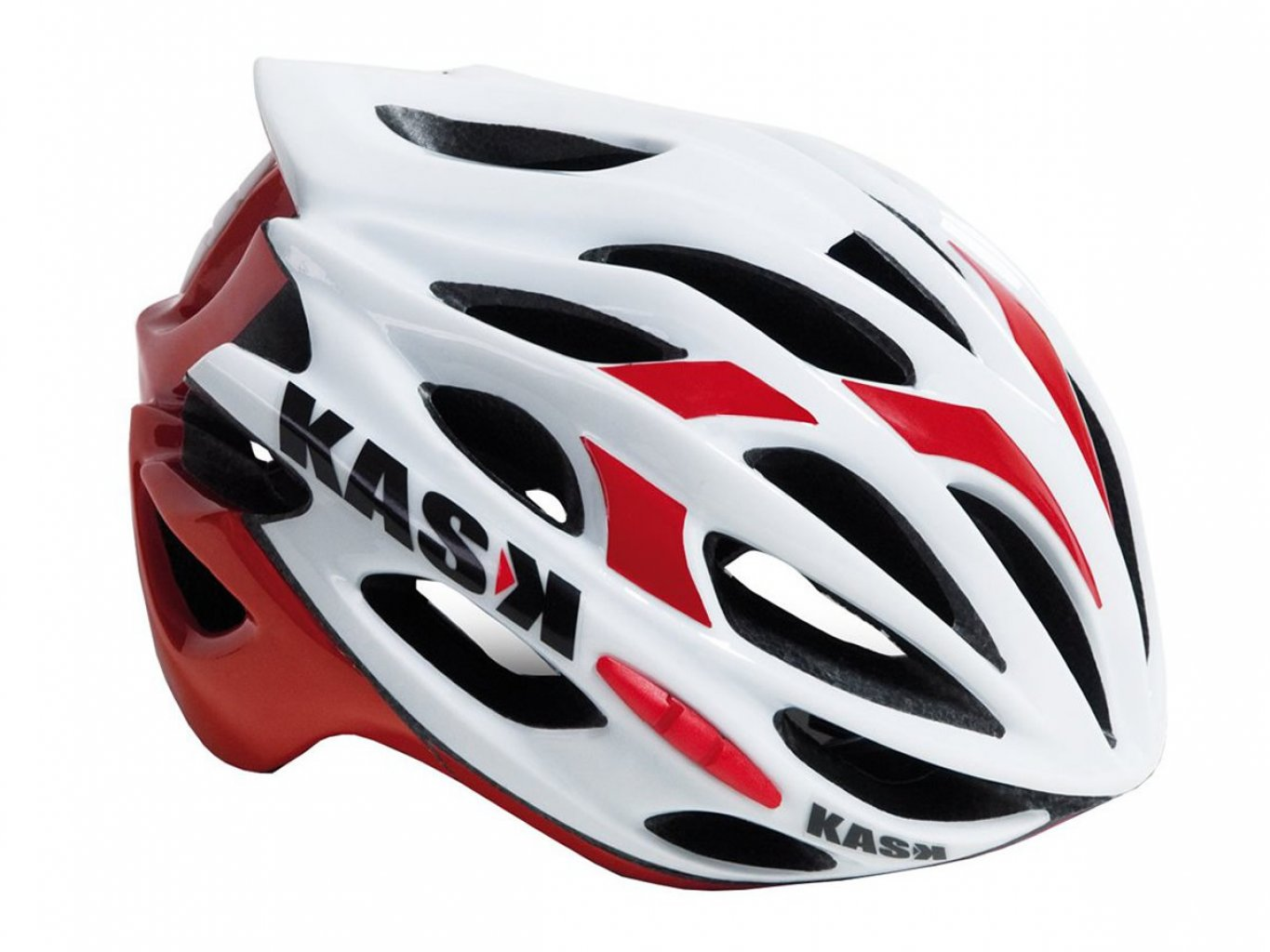 Kask Mojito White/Red
