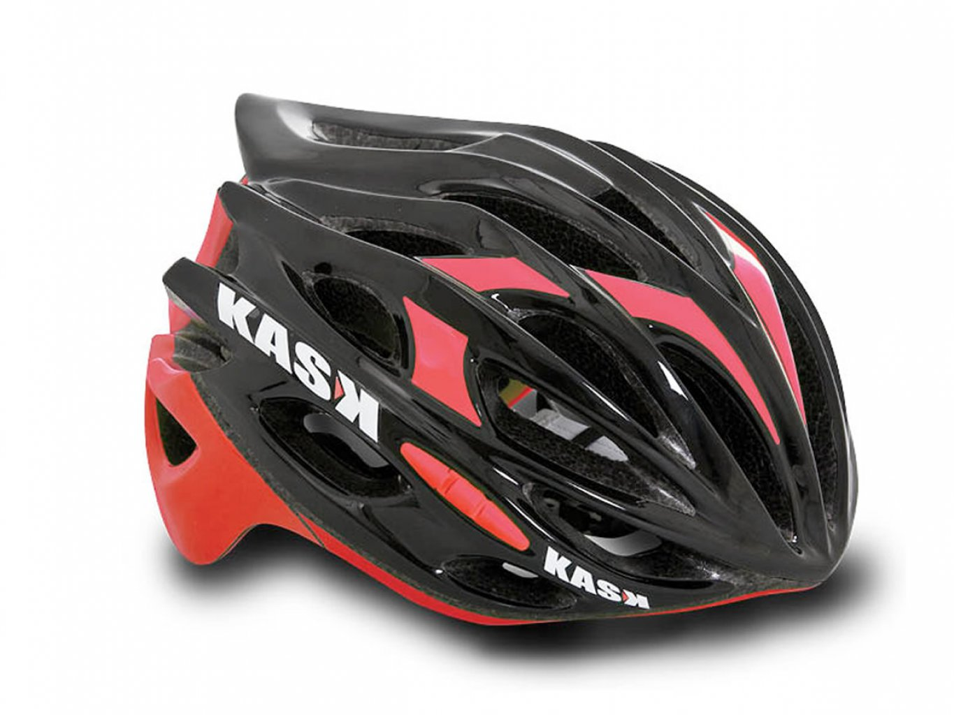 Kask Mojito Black/Red