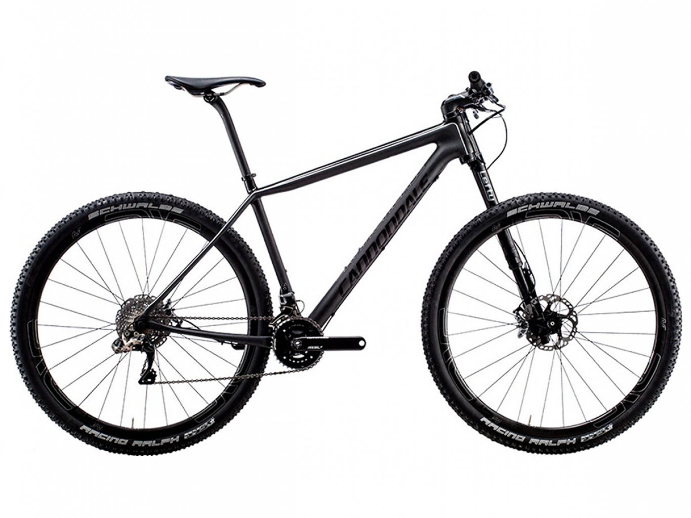 Cannondale F-Si Carbon Black Inc 2016