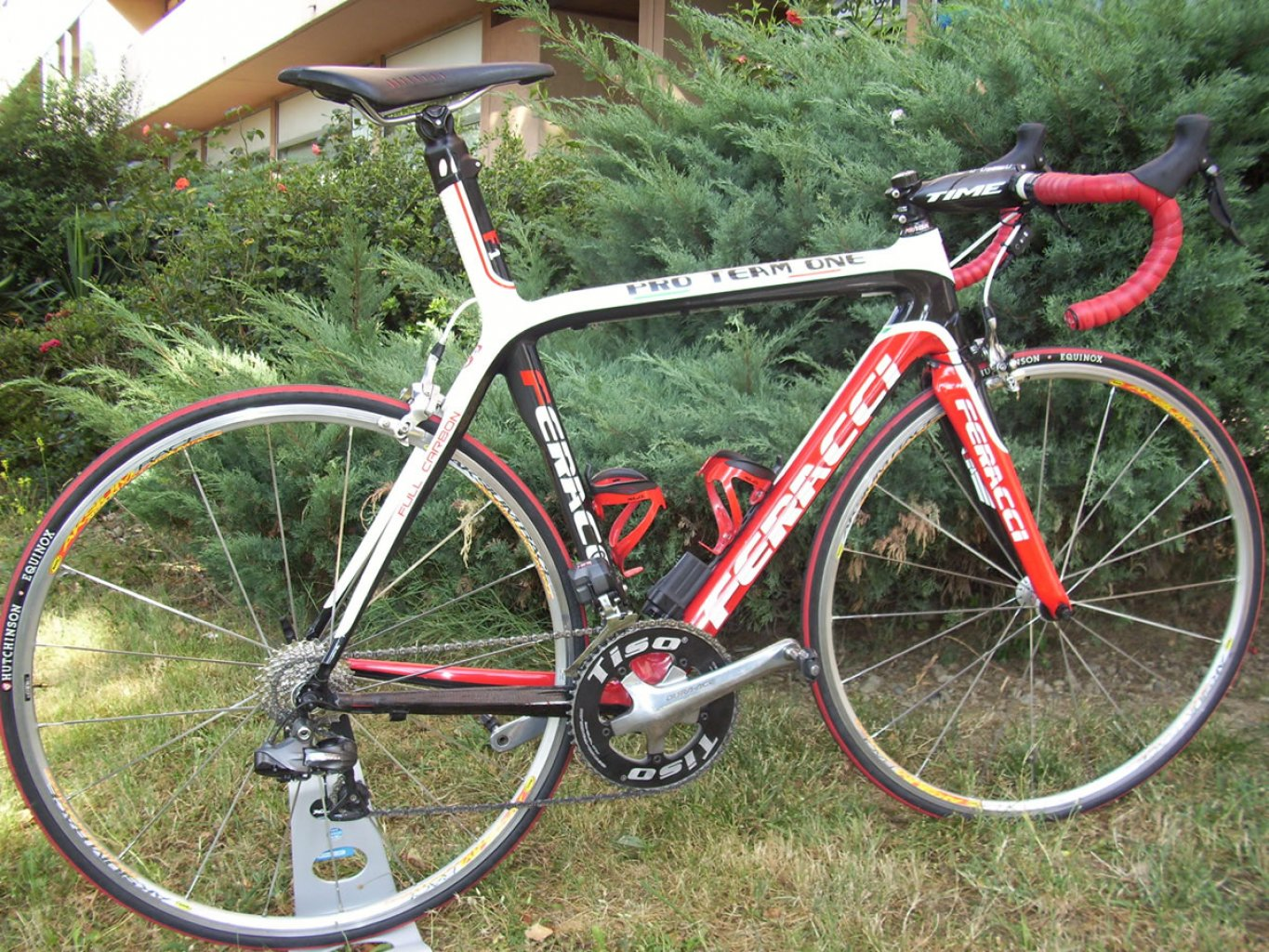 Feracci Pro Team One Ultegra Di2 occasion