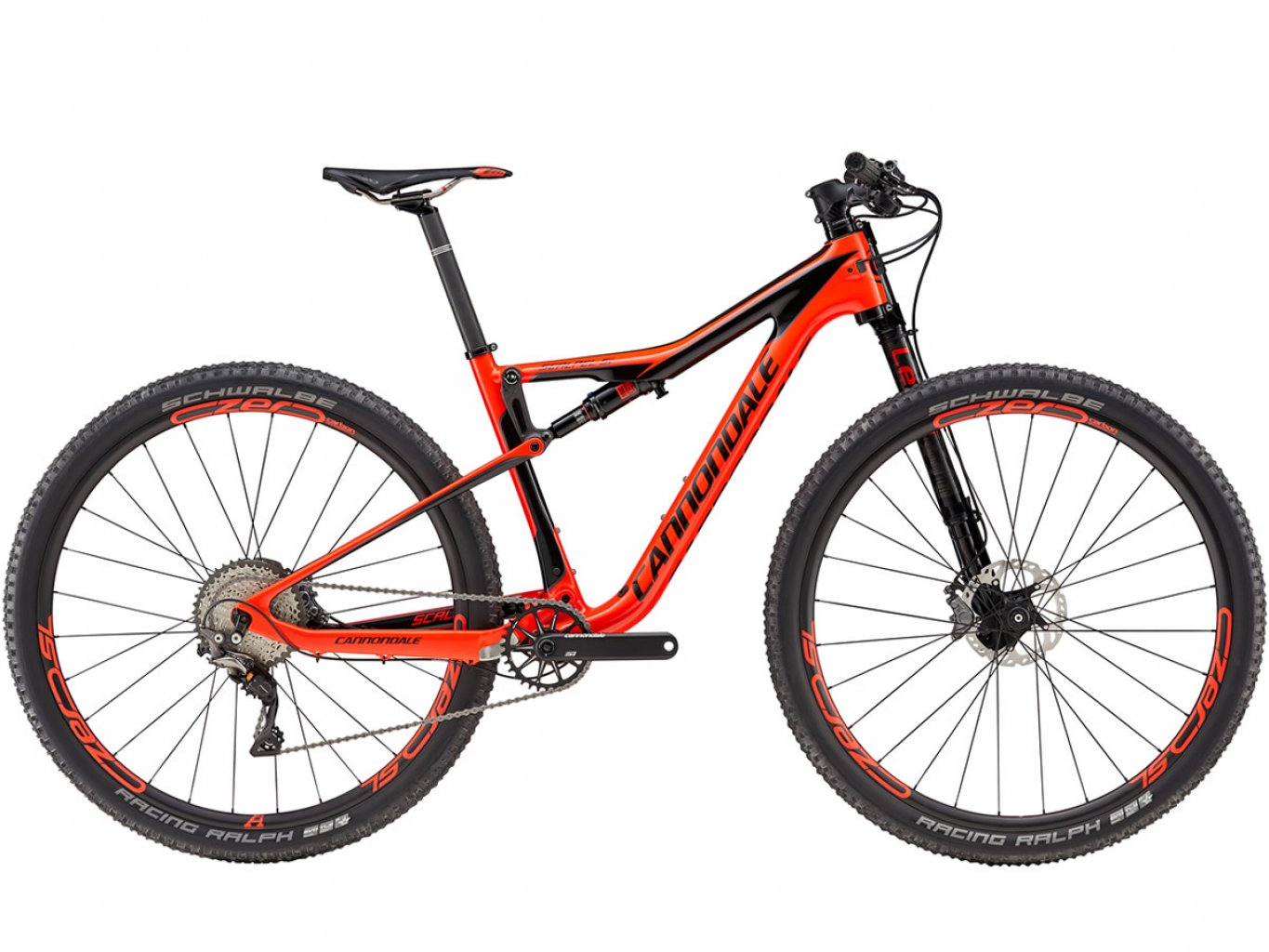 Cannondale Scalpel-Si Carbon 1 2017