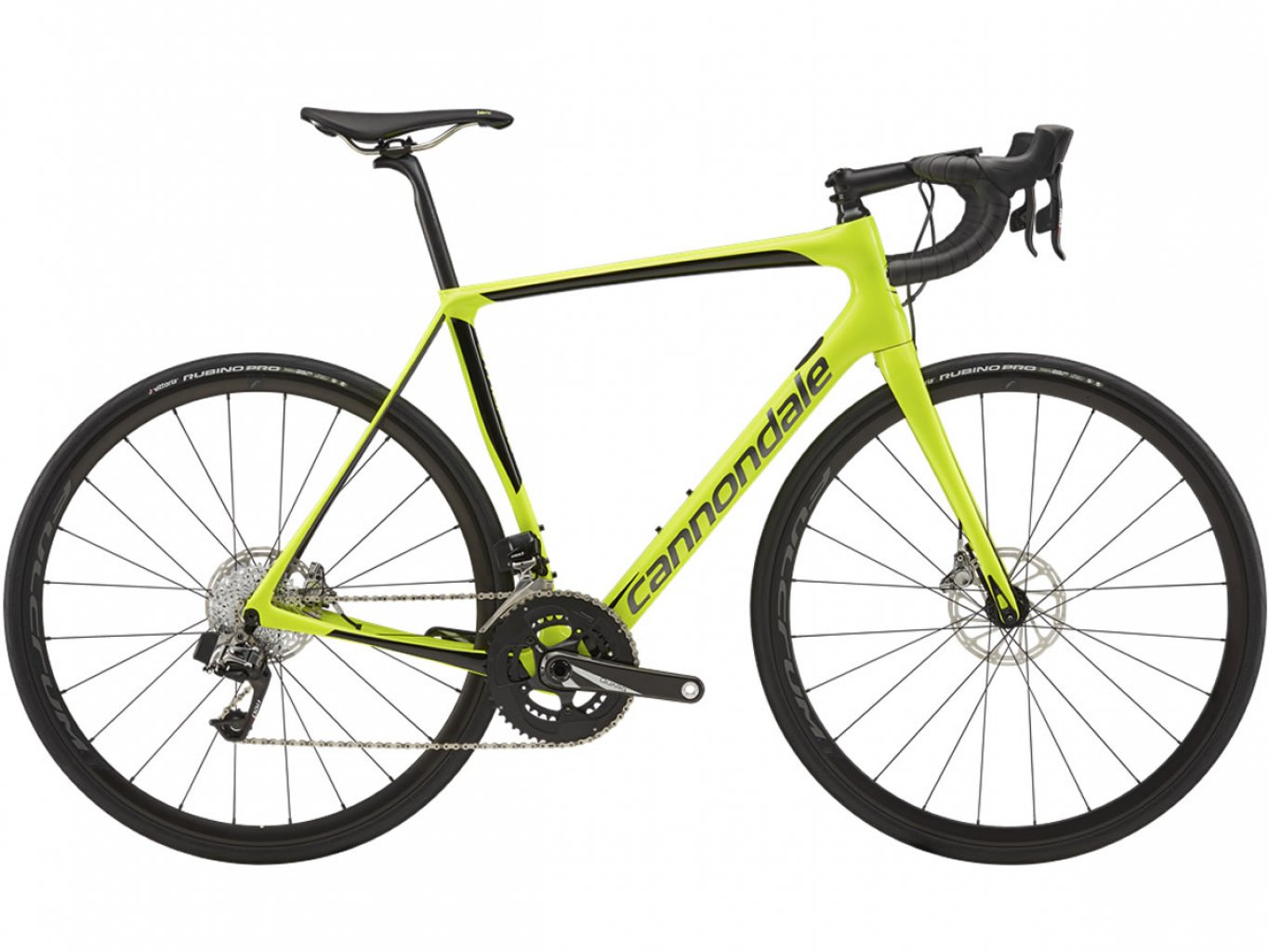 Cannondale Synapse Carbon Disc RED eTap Volt 2018
