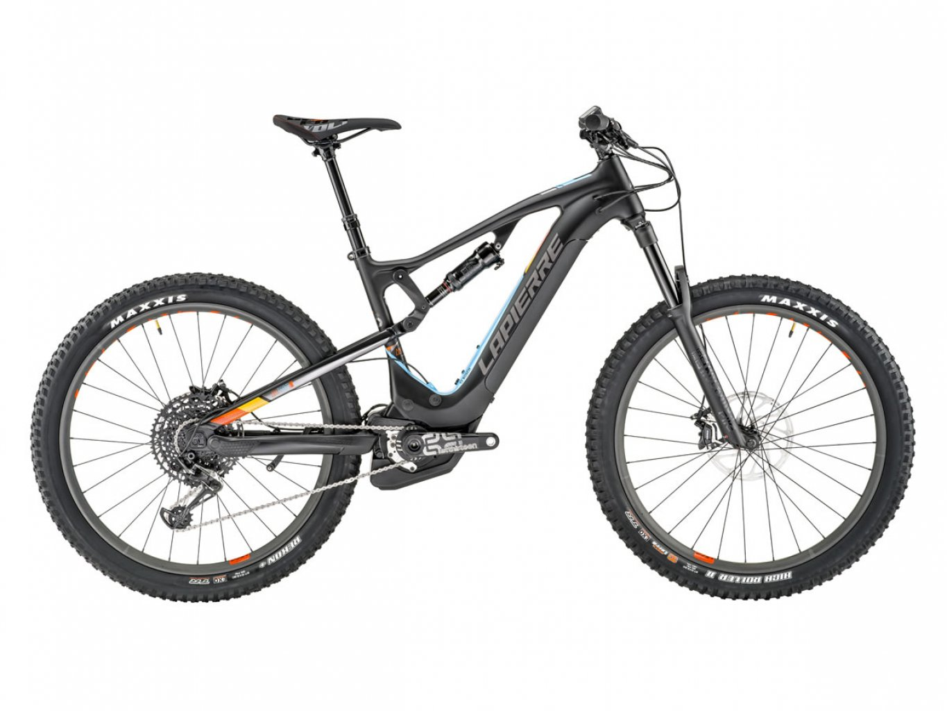 LAPIERRE OVERVOLT AM TEAM BOSCH integrated 500Wh 2019